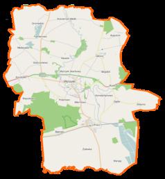 Wyrzysk_(gmina)_location_map